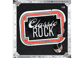 VARIOUS - Classic Rock Playlist Plus - (CD)