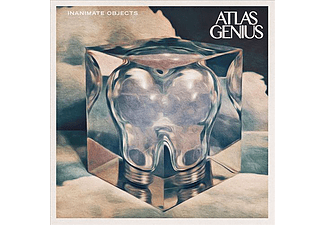 Atlas Genius - Inanimate Objects (CD)
