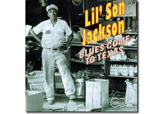 Lil Son Jackson - Blues Come To Texas [CD]