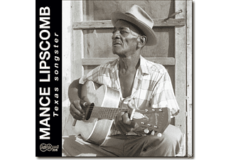 Mance Lipscomb - TEXAS SONGSTER [CD]