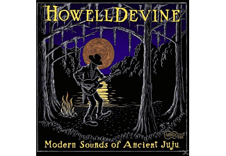 Howelldevine - MODERN SOUNDS OF ANCIENT JUJU - (CD)