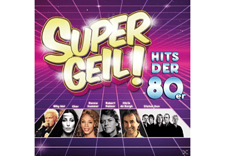 VARIOUS - Supergeil-Hits Der 80er - (CD)