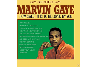 Marvin Gaye - How Sweet It Is To Be Loved By You LP