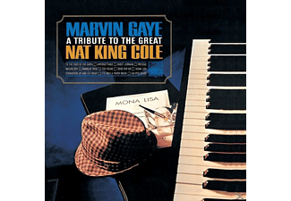 Marvin Gaye - A Tribute To The Great Nat King Cole - (Vinyl)