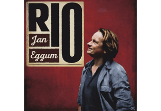Jan Eggum - Rio - (CD)