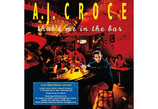 A. J. Croce - That's Me In The Bar - (CD)