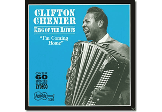 Clifton Chenier - King Of The Bayous - (CD)