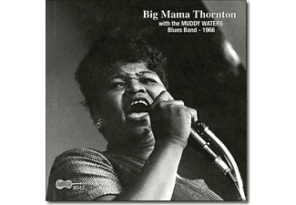 Big Mama Thornton - With The Muddy Waters Blues Band - (CD)