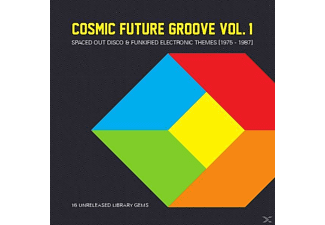VARIOUS - Cosmic Future Groove Vol.1 - (CD)