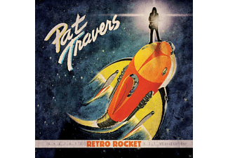 Pat Travers - RETRO ROCKET - (Vinyl)