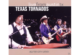 Texas Tornados - Live From Austin Tx - (CD)