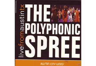 The Polyphonic Spree - Live From Austin Tx [CD]