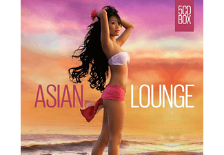 VARIOUS - Asian Lounge - (CD)