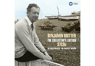 VARIOUS - Britten-The Collectors Edition - (CD)
