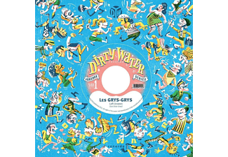 LES GRYS-GRYS - Left Unseen (Dirty Water) [5 Zoll Single CD (2-Track)]