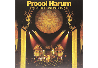 Procol Harum - Live At The Union Chapel - (Vinyl)