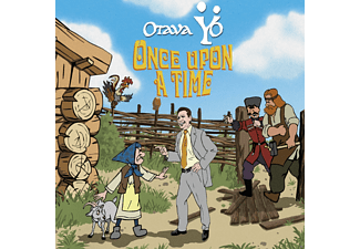 Otava Yo - Once Upon A Time [CD]