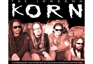 Korn - The Lowdown - (CD)