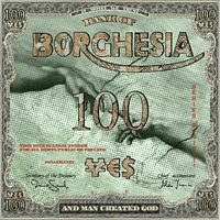 Borghesia - And Man Created God (Black Vinyl) [Vinyl]