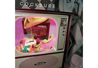 Cocksure - Tvmalsv - (CD)