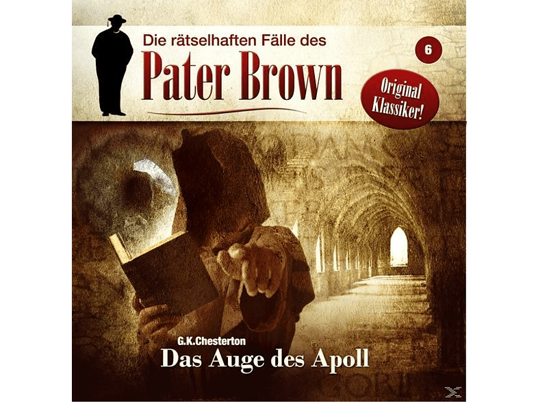Pater Brown - Pater Brown 006 - Das Auge des Apoll - (CD)