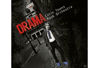 Colin Mask Orchestra Towns - Drama - (CD)