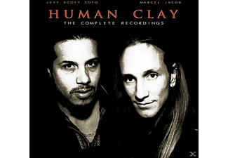 Human Clay - THE COMPLETE RECORDINGS - (CD)