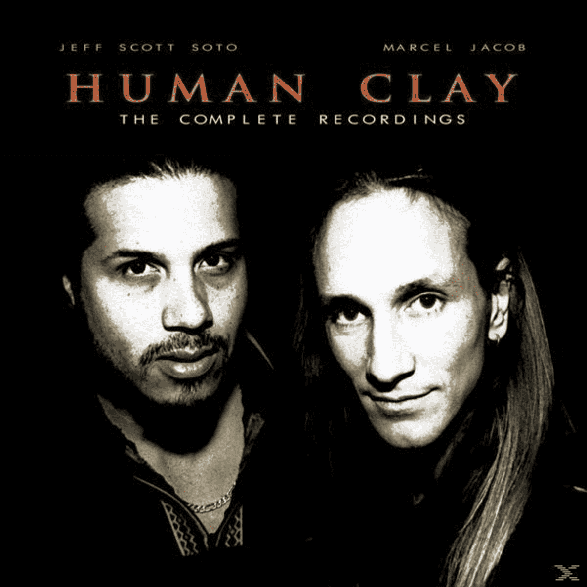 THE COMPLETE RECORDINGS Human Clay auf CD