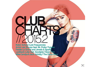 VARIOUS - Club Charts 2015.2 [CD]