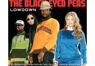 The Black Eyed Peas - The Lowdown - (CD)