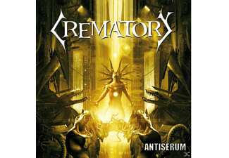 Crematory - Antiserum (Ltd.Digi) - (CD)