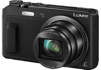 PANASONIC Appareil photo compact Lumix DMC-TZ57 (DMC-TZ57EF-K)