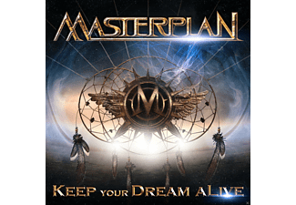 Masterplan - Keep Your Dream Alive (Digipak) (CD + DVD)