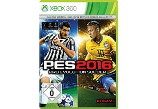 PES 2016 - Pro Evolution Soccer 2016 (Day 1 Edition) - Xbox 360