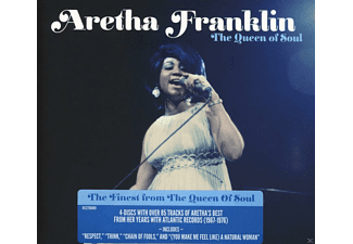 Aretha Franklin - The Queen Of Soul - (CD)