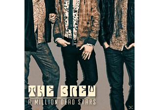 The Brew - A Million Dead Stars - (CD)