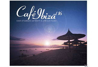 VARIOUS - Cafe Ibiza Vol.16 - (CD)