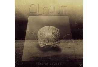Alarum - Natural Causes - (CD)
