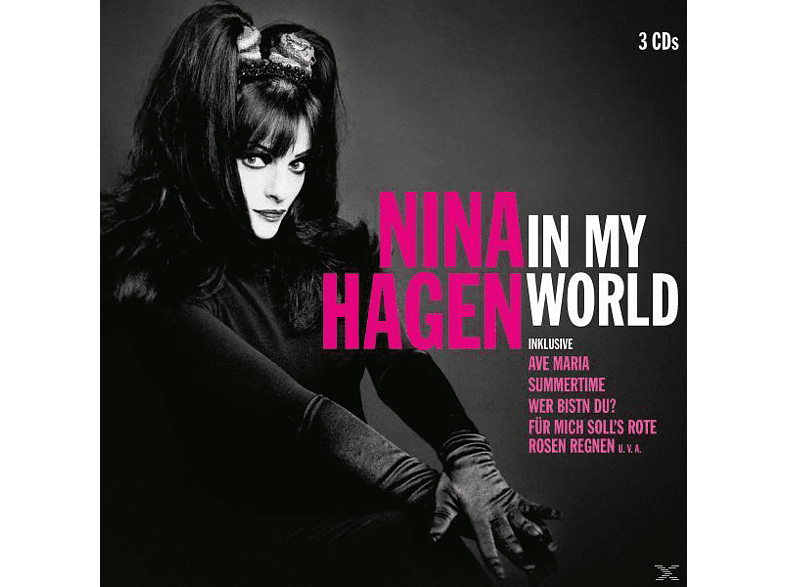 Nina Hagen - In My World [CD]