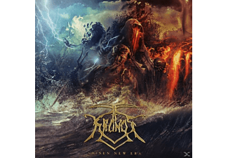 Kronos - Arisen New Era - (CD)