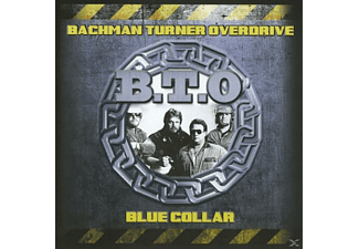Bachman-Turner Overdrive - Blue Collar - (CD)