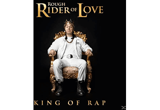 Roughrider Of Love - King Of Rap - (CD)