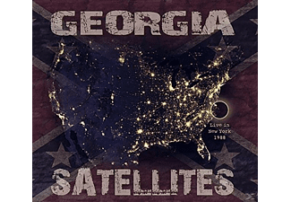 Georgia Satellites - Live In New York 1988 - (CD)