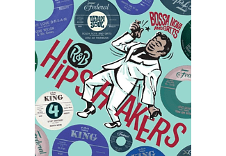 Various (bossa Nova And Grits) - R&B Hipshakers Vol.4: Bossa Nova A [CD]