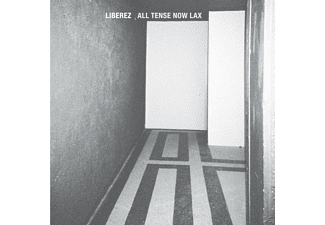 Liberez - All Tense Now Lax - (CD)