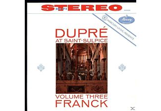 Marcel Dupre - Grande Piece Symphonique - (CD)