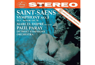 "Marcel/paray/dso Dupre - Sinfonie 3 ""orgelsinfonie"" [CD]"