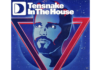 VARIOUS, Various/Tensnake (Mixed By) - Tensnake In The House - (CD)