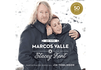 Marcos Valle, Stacey Kent, Jim Tomlinson - Ao Vivo - (CD)
