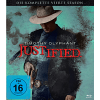 Justified - Staffel 4 [Blu-ray]